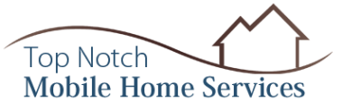 Top Notch Mobile Home Services Logo - Manufactured Home Skirting
